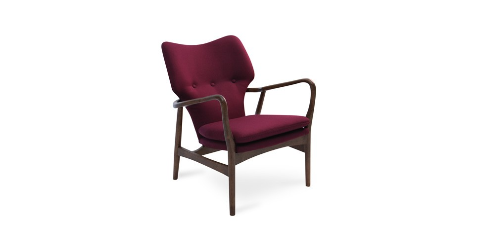 Uta Ruby Lounge Chair