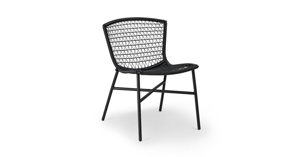 Sala Graphite Dining Chair