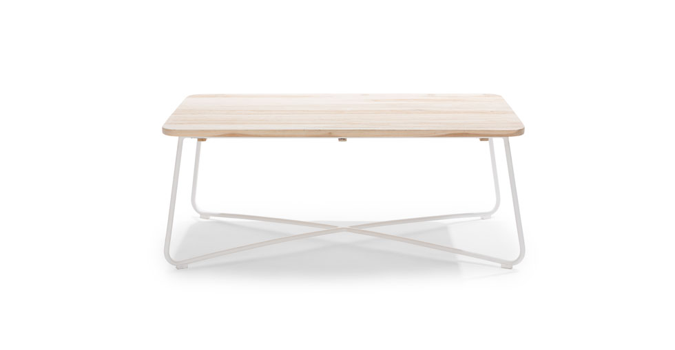 Nimbus White Coffee Table