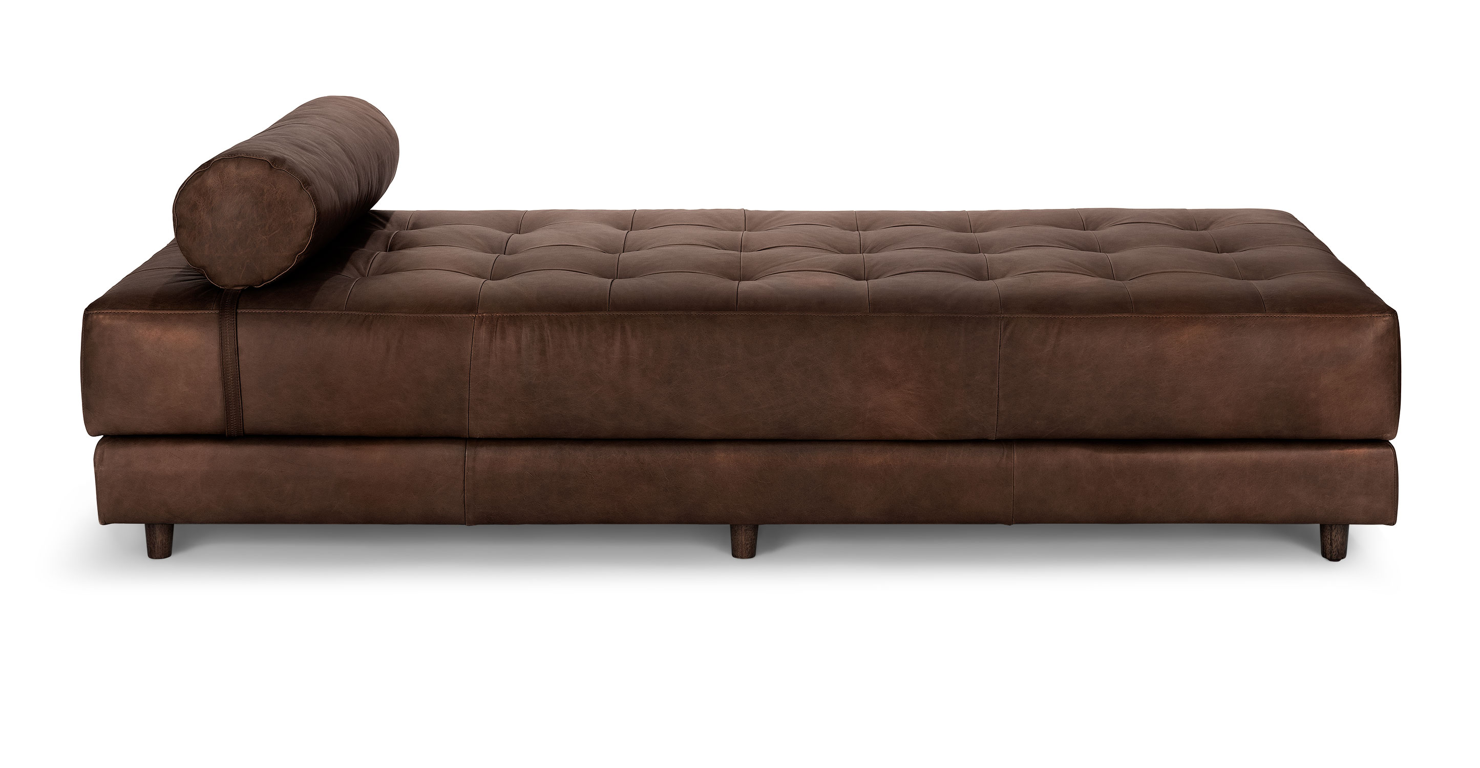 Baskets article modern mid century and scandinavian furniture - Sven Charme Chocolat Daybed Sofas Article Modern