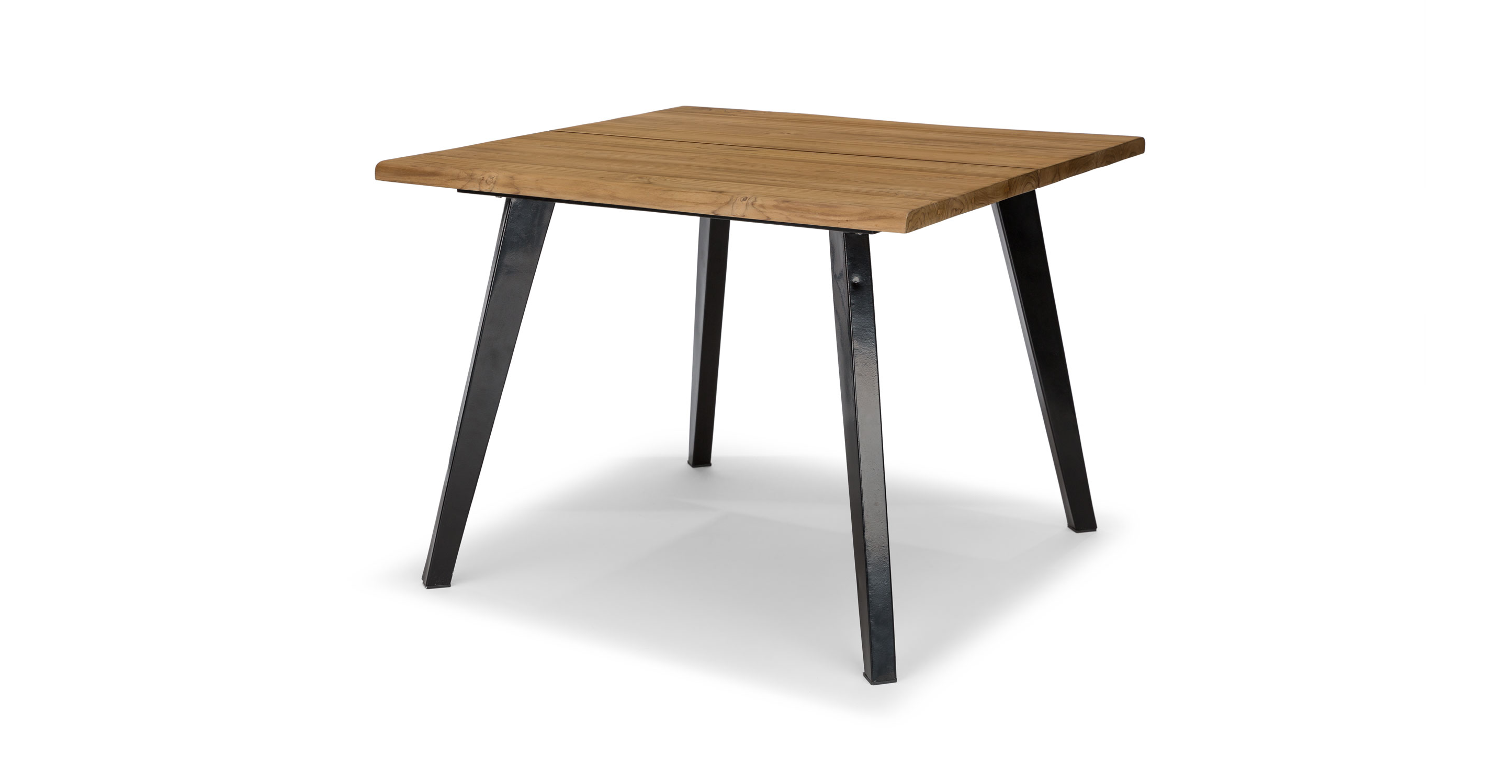 lisse teak dining table for   dining tables  article  modern, Dining tables