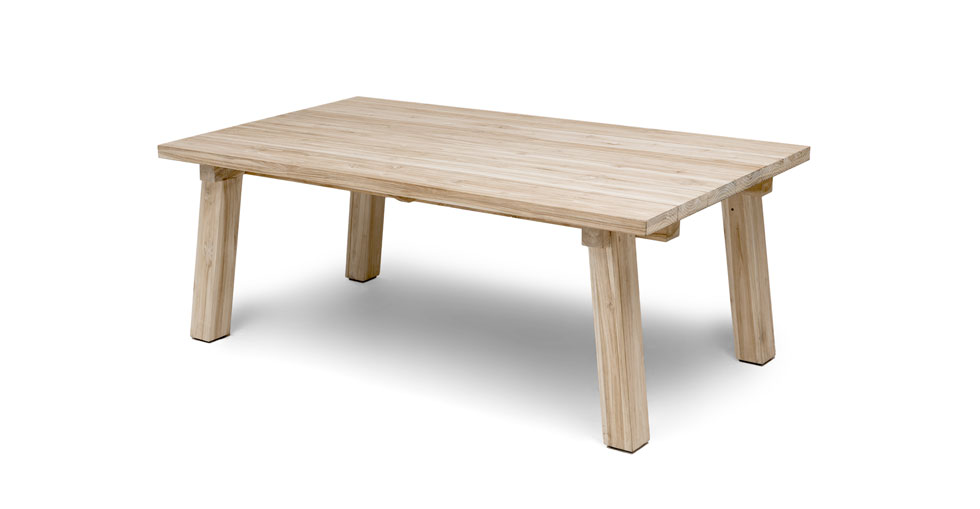 Teaka Dining Table For 6