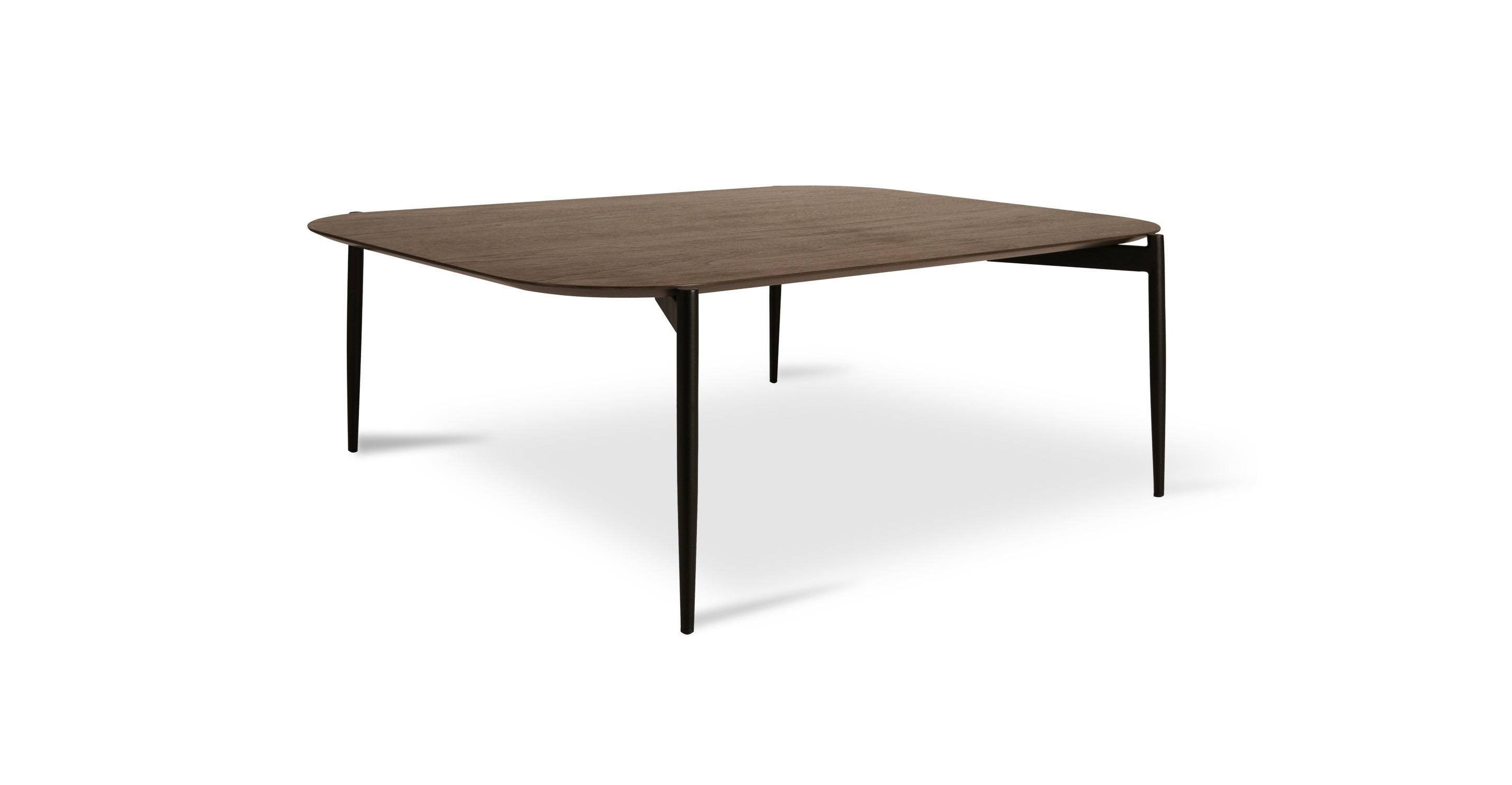 Alec Walnut 16 High Coffee Table Coffee Tables Article Modern . Full resolution  picture, nominally Width 2890 Height 1500 pixels, picture with #201A14.