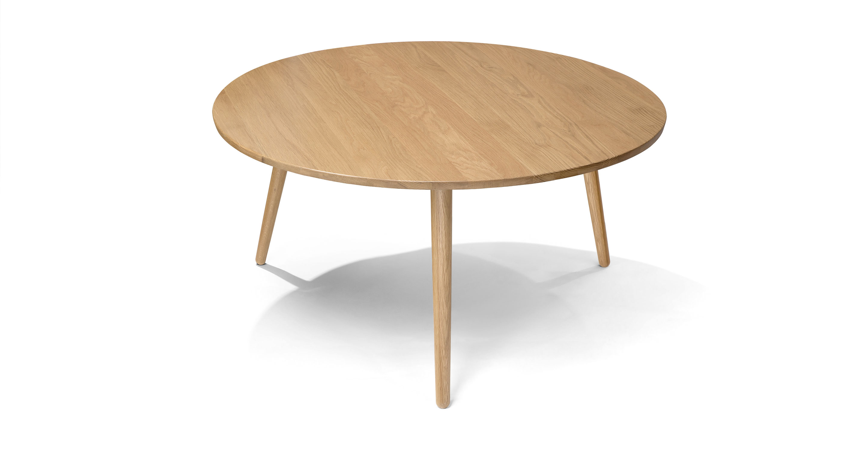 Amoeba Wild Oak Coffee Table Coffee Tables Article