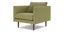 Burrard Endive Green Chair