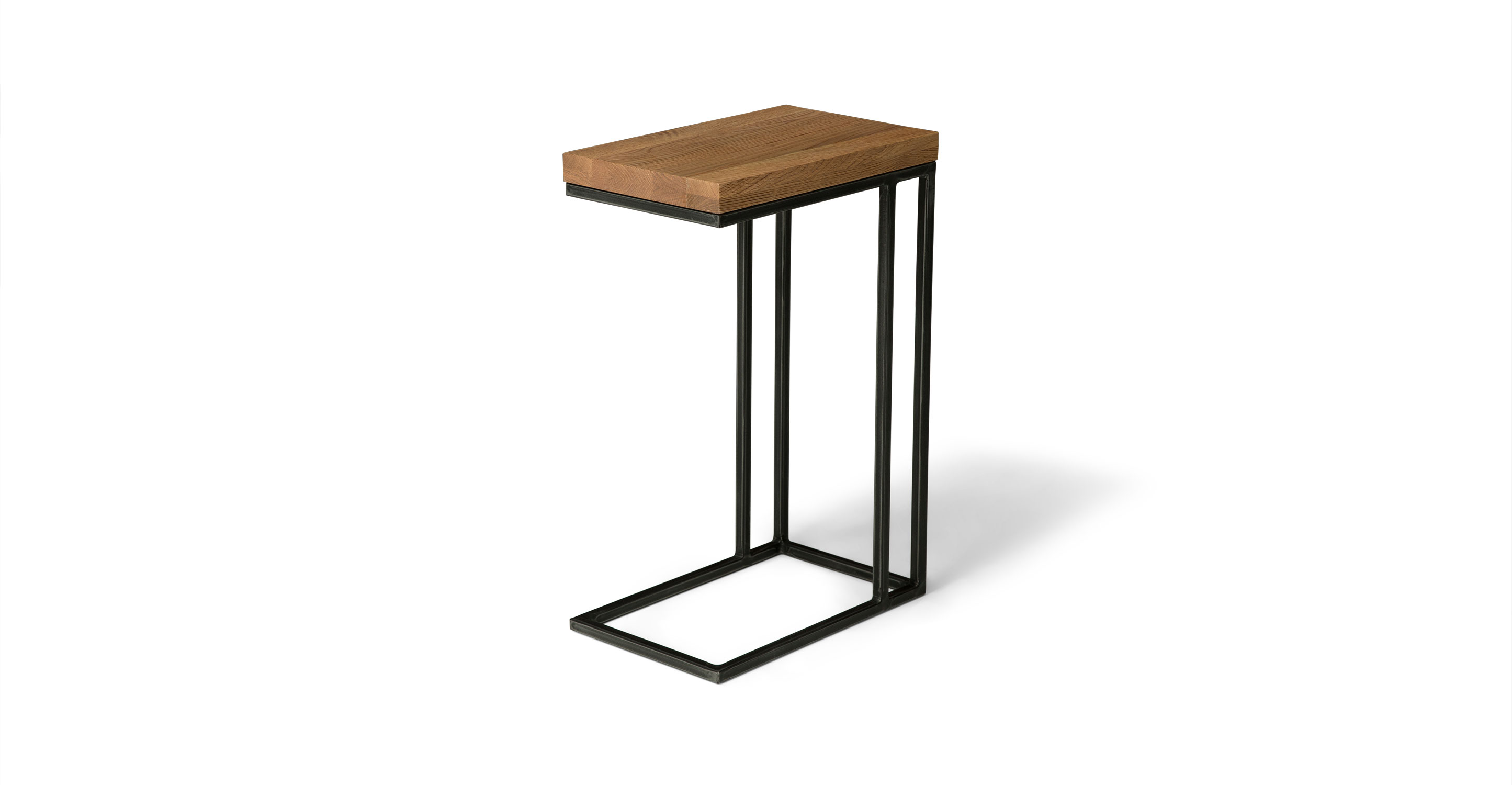 Taiga Side Table Coffee Tables Article Modern Mid Century And Scandinavian Furniture