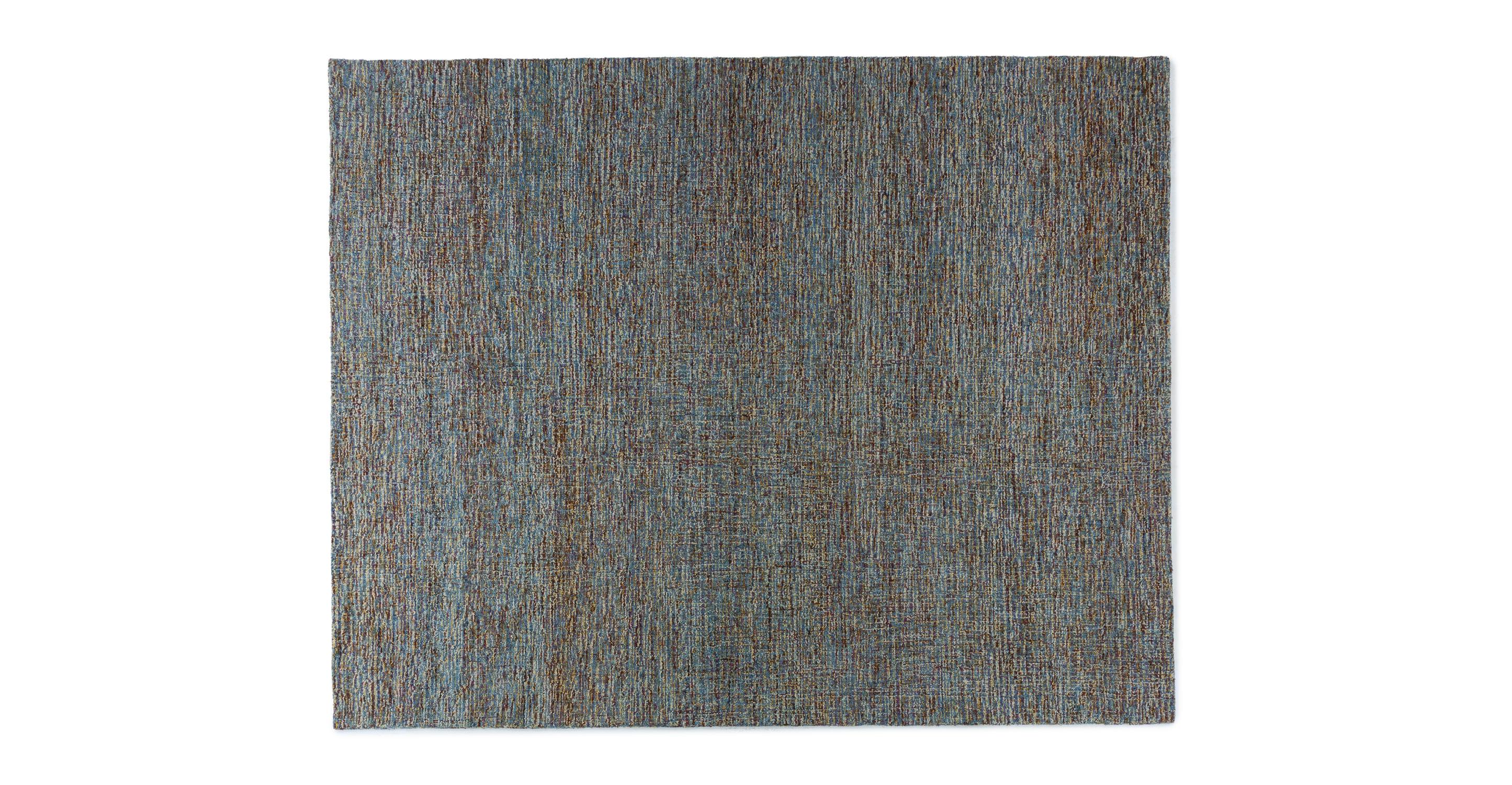 Loopi Tidepool Blue Rug 8 X 10 Rugs Article Modern