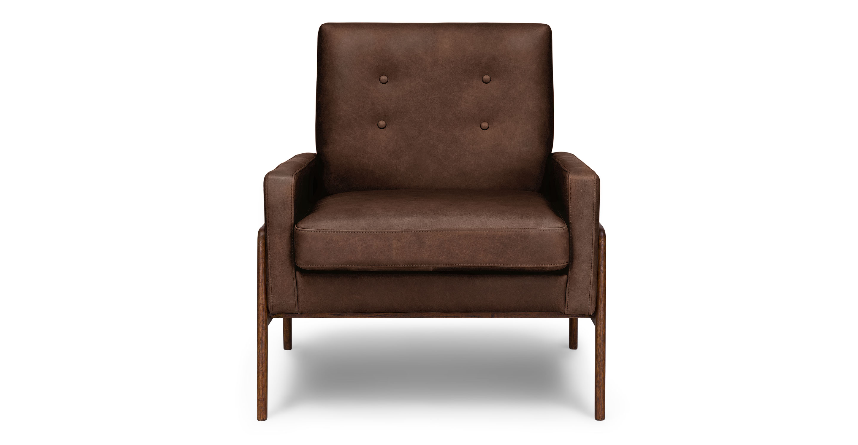 Nord Charme Chocolat Chair Lounge Chairs Article