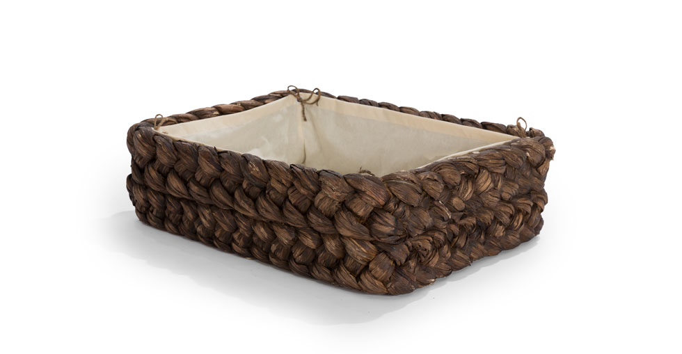 Tress Brown Tray